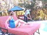 Jenna Covelli seduce al chico de limpieza - Maduras