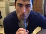 Chico gay brasileño mamando polla - Gays