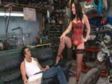 Jayden James le paga en carne - Actrices Porno