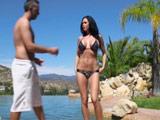 Se quita el bikini para disfrutar de ese rabo - Tetonas