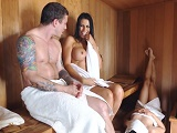 Lo que me pasó en la sauna - Tetonas