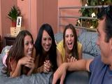 Tres mujeres para una sola polla - Orgias