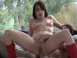 Dana Dearmond disfruta con la enculada - Anal